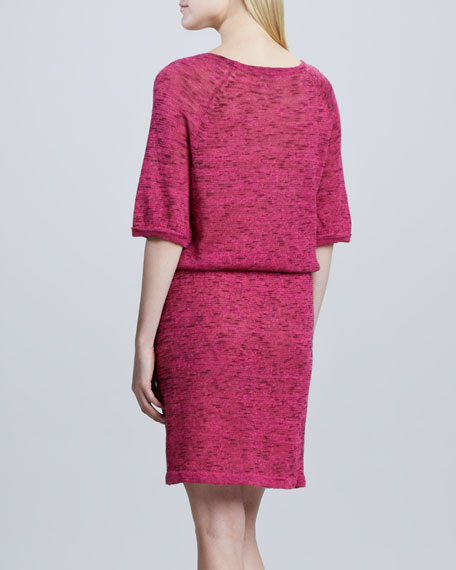 Cotton-Linen Sweaterdress
