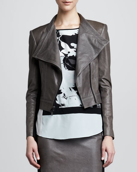 Shadow Leather Jacket