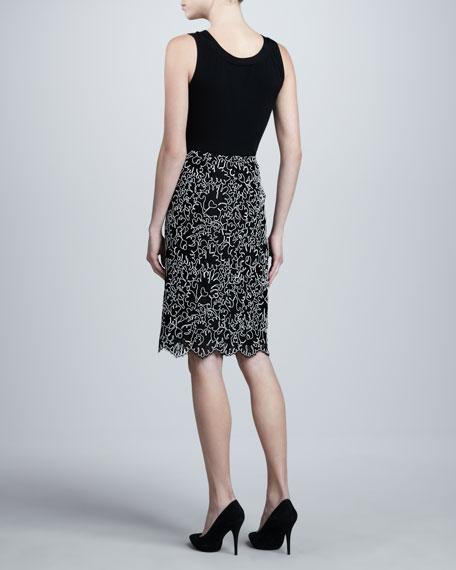 Soutache Skirt