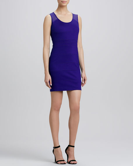 Scoop-Neck Tank Dress