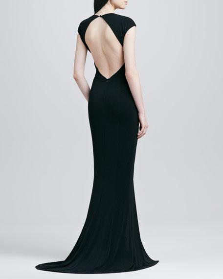 Adrianna II Mermaid Maxi Dress