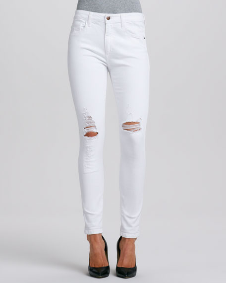 Noelle Vintage Reserve Distressed Slouchy Jeans