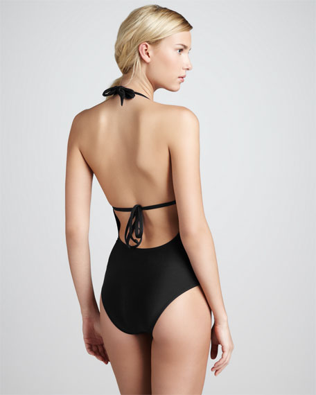 Bayside Cutout One-Piece Swimsuit
