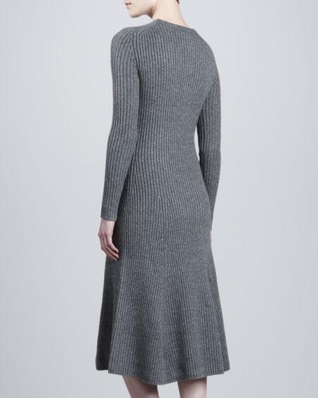 Cashmere Sweaterdress