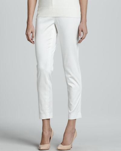 Magaschoni Slim-Cut Pants