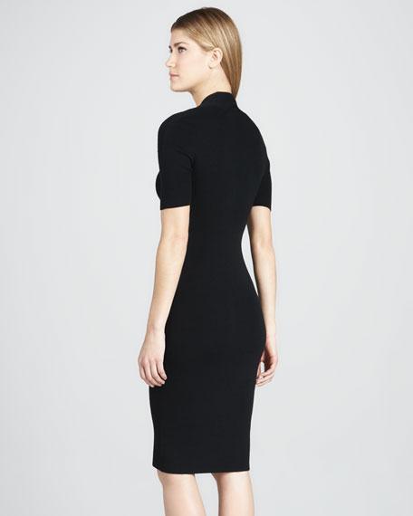 Astrid Merino Sheath Dress