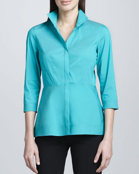 Ellis Peplum Blouse