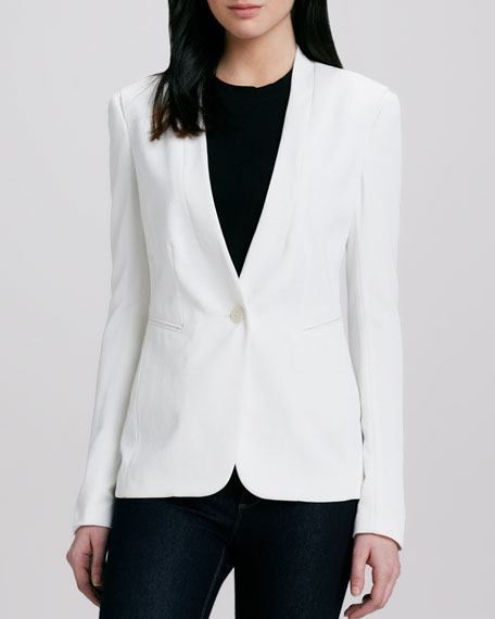 Ada Relaxed Twill Jacket