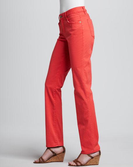Island Twill Sophia Skinny Pants