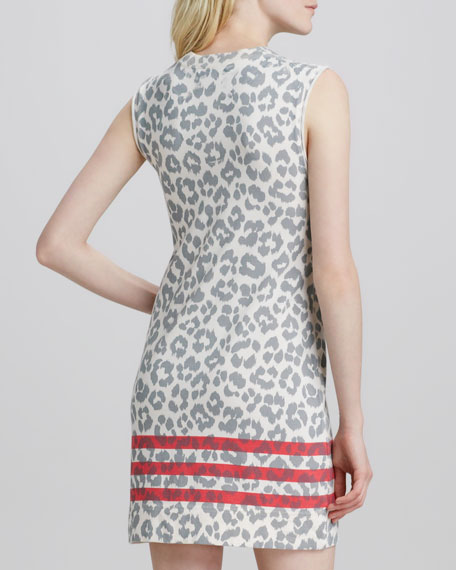 Dita The Cheetah Printed Dress