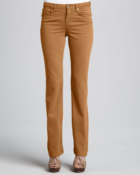Sevilla Twill Natalie Boot-Cut Jeans