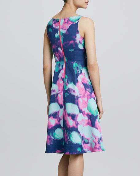Olivia Floral-Print Dress