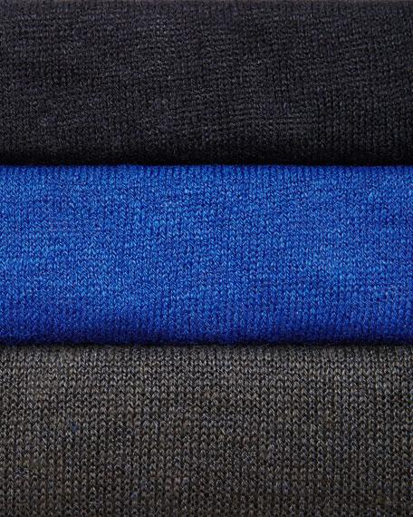 Layered V-Neck Asymmetric Tunic