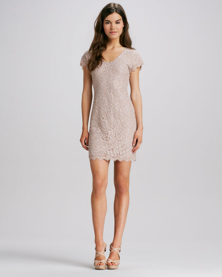 Wanda Lace Dress
