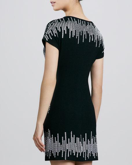 Airwaves Short-Sleeve Dress
