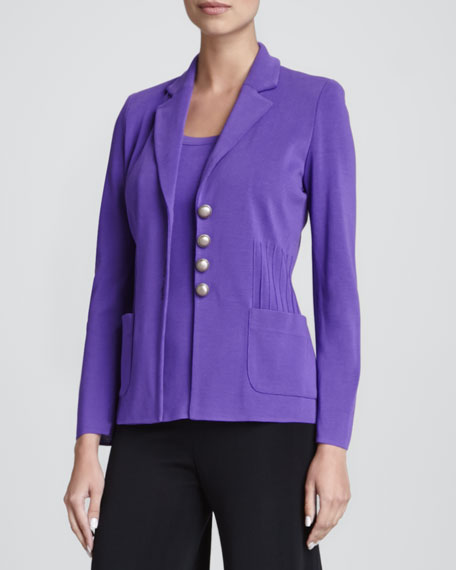 Angelique Four-Button Jacket