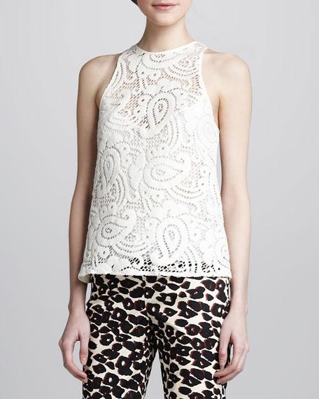Inca Sleeveless Lace Top