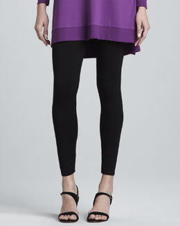 Eileen Fisher Viscose Jersey Leggings