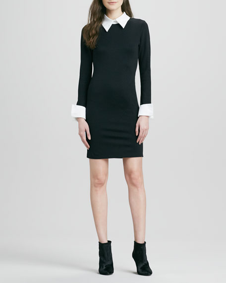 Courtnee Collar Dress