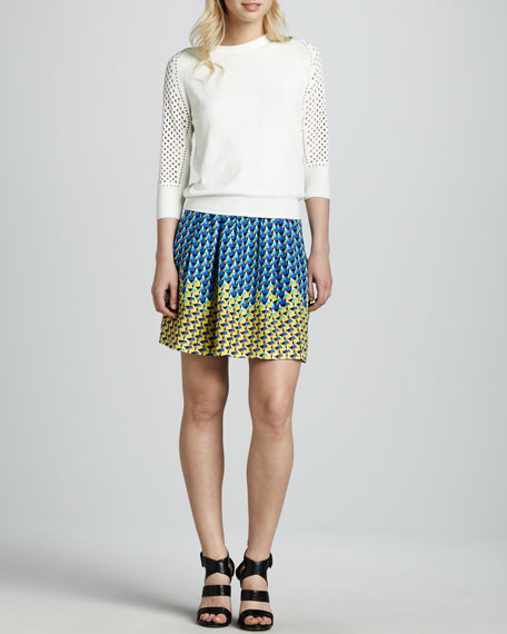 Paradox Printed Skirt