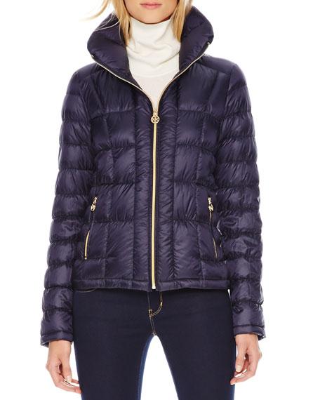 Short Puffer Jacket