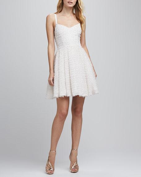 Whisper Bow-Back Dress