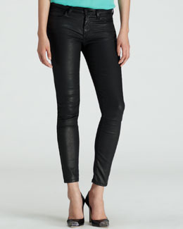 Joie Nailah Faux-Leather Pants