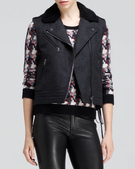 Bowery Convertible Vest/Jacket