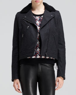 Rag & Bone Bowery Convertible Vest/Jacket
