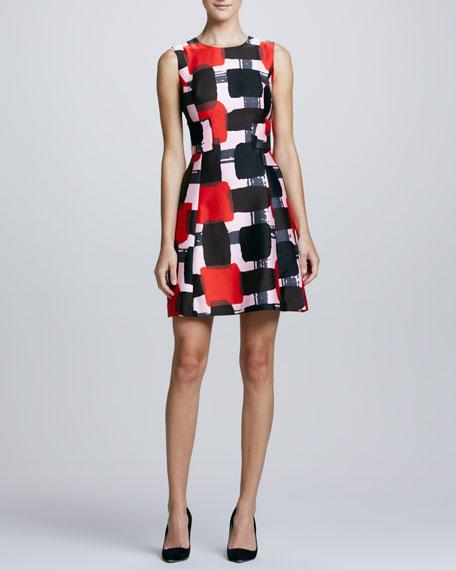 marti bow-back dress