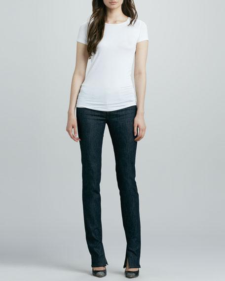 Jackson 150 Wears Slouchy Ciggie Jeans