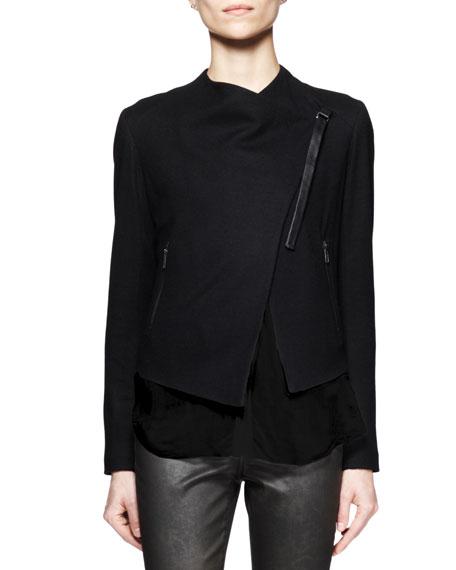 Sonar Wool Crossover Jacket