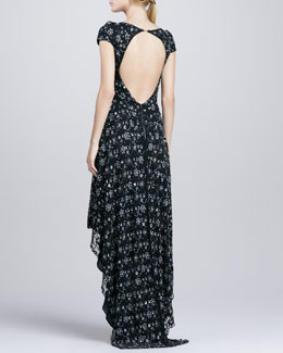 Alice + Olivia Glen Hi-Lo Dress