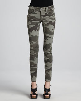 True Religion Casey Stretch Camouflage Pants