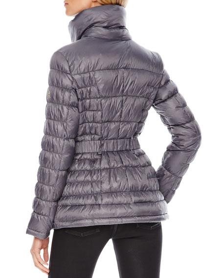 Nipped Puffer Jacket