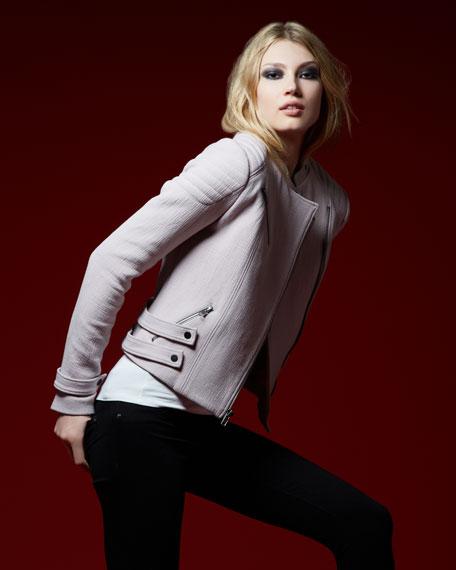Malto Textured Cotton Jacket