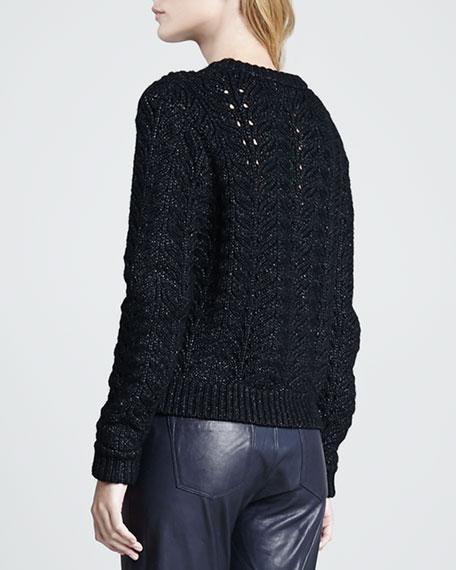 Hester Knit Merino-Blend Sweater