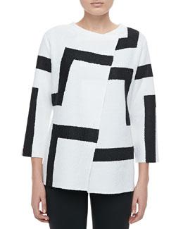 Berek Abstract Modern Jacket, Women's