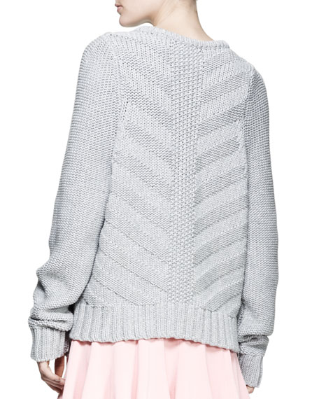 Harrison Chunky Pullover Sweater
