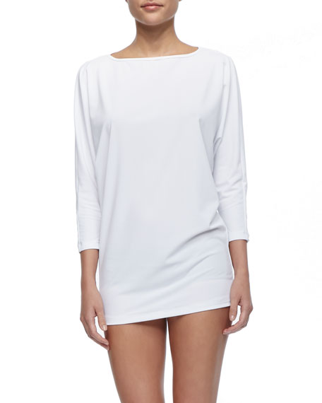 Cover UPF 50 Long Relaxed Swim Coverup