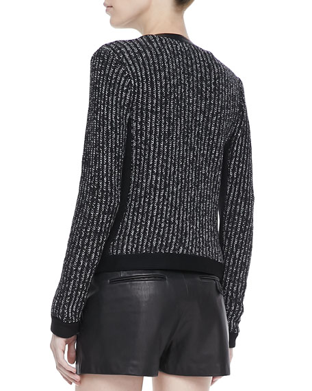 Paula Knit Zip Jacket