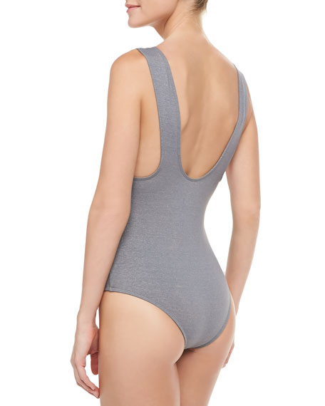 The Delano Tiger One-Piece Swimsuit