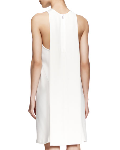 Lonsdorf Drape-Back Dress