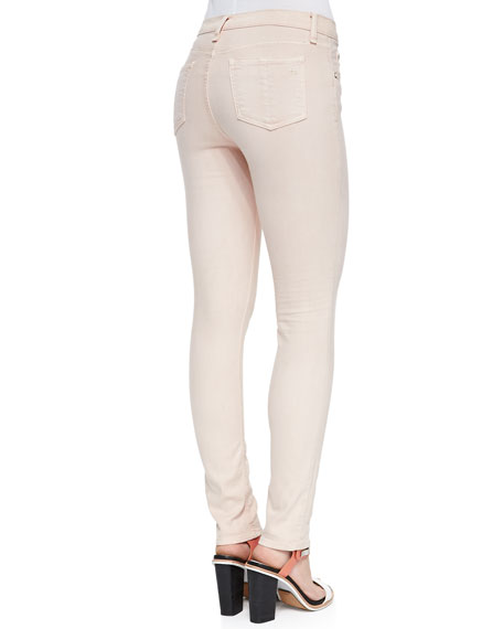Overdye Skinny Denim Jeans