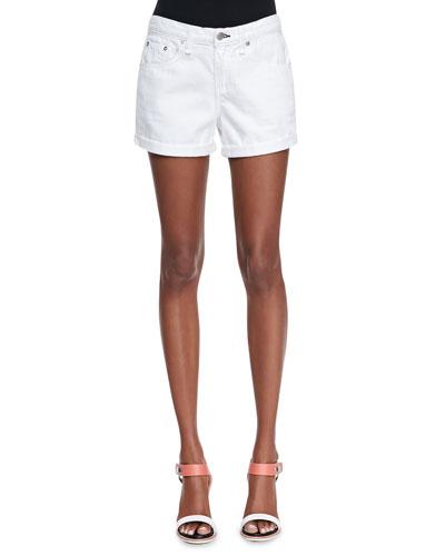 rag & bone/JEAN Boyfriend Denim Shorts