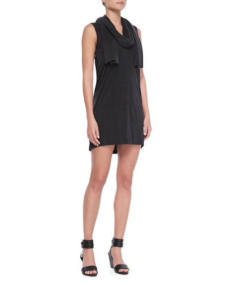 Carr Sleeveless Tunic Dress