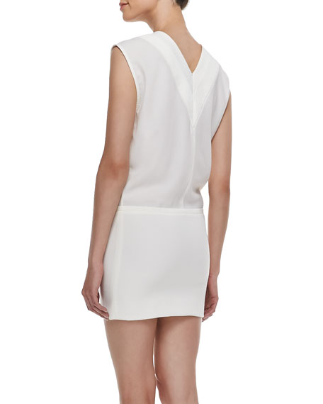 Kacil V-Neck Sleeveless Dress