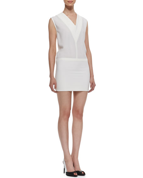 Kacil V-Neck Sleeveless Dress