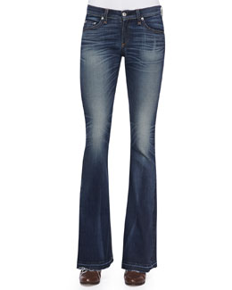rag & bone/JEAN Flared Bell-Bottom L'Waimea Jeans