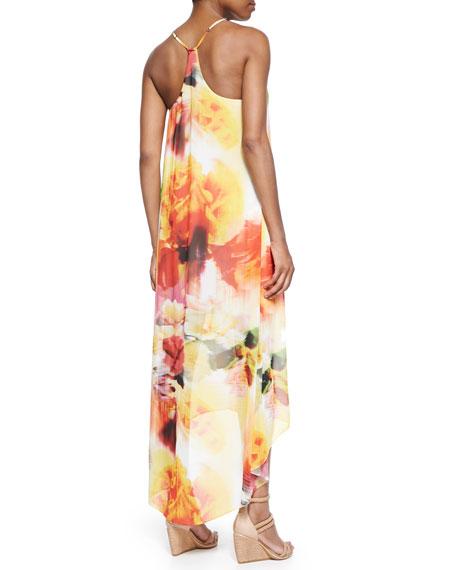 Vandy Printed Maxi Dress